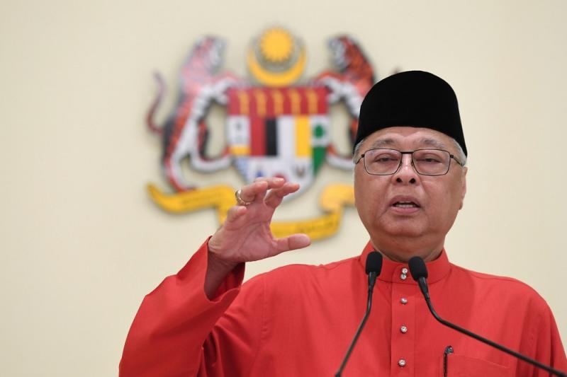 Senior Minister Datuk Seri Ismail Sabri Yaakob said that the first phase of the deportation process will begin on June 6, — Bernama pic