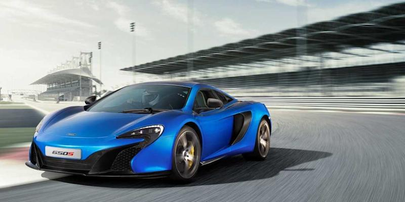 McLaren's New Supercar Is Even Quicker Than Its Legendary F1