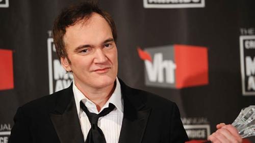 Tarantino Suing Site For Leaked Script