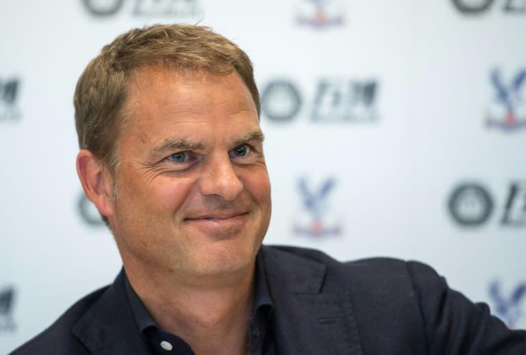 Frank de Boer appointed Dutch national team coach