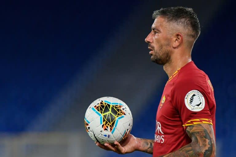 Serbia's Kolarov leaves Roma for Inter