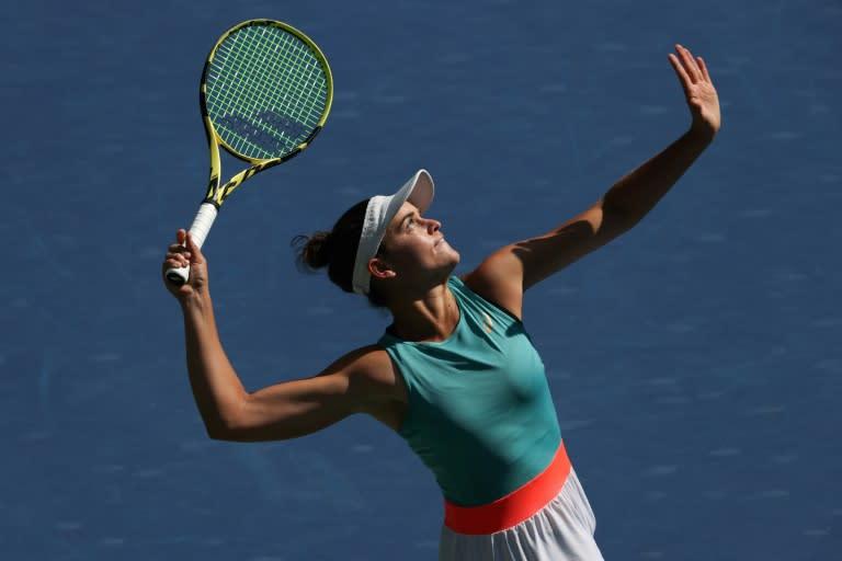 Jennifer Brady beats Yulia Putintseva to reach US Open semi-finals
