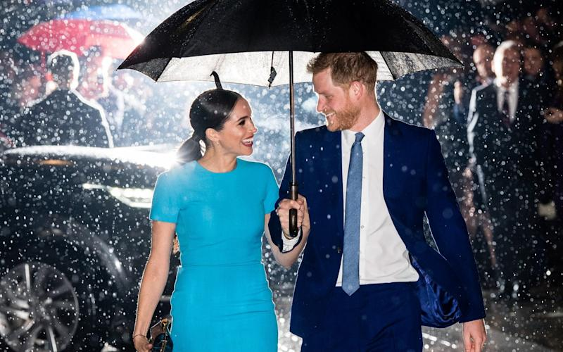 The Duke and Duchess of Sussex - WireImage