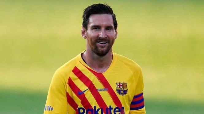 Ketika Lionel Messi Hampir Berkostum Arsenal