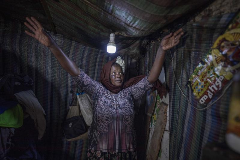 Virus Outbreak Extreme Poverty Rise