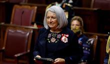 加拿大首位原住民總督就職 誓搭建多元族群橋梁