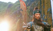 胡宇威扮關公回味《終極》系列 耍關刀12小時手軟