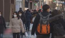 35年來最冷! 寒流襲韓 首爾零下18.6度