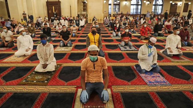 Kades di Buol Dihajar Warga Karena Tegur Salat Idul Fitri di Masjid