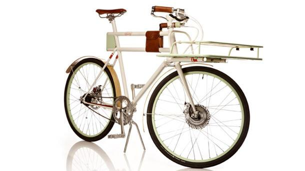Testing the Faraday electric bicycle on its stylish, but pricey, path