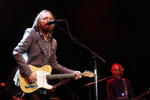 Tom Petty performs on Day 4 of the 2013 Bonnaroo Music and Arts Festival on Sunday, June 16, 2013 in Manchester, Tenn. (Photo by Wade Payne/Invision/AP)