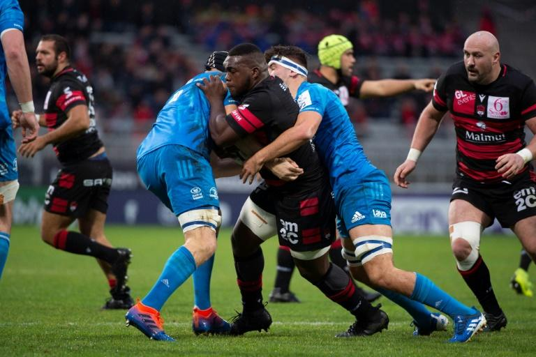 Leinster's heroic defensive display guided the four-time European Champions Cup winners to victory over Lyon