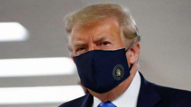 Jalani Perawatan di Rumah Sakit, Adik Donald Trump Sakit Parah