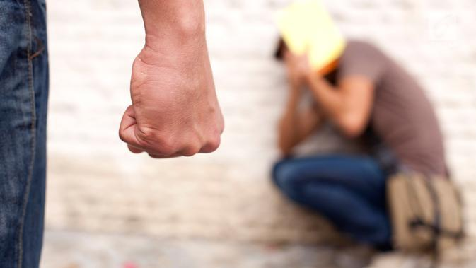 Ilustrasi penganiayaan (iStockphoto)
