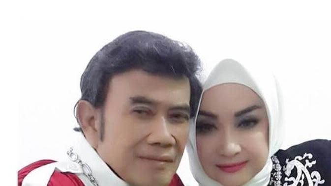 Rhoma Irama dan Ricca Rahim