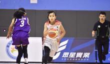 EBL》「女Kobe」陳柔安助北投2連勝晉級在望 瞄準首冠鞏固盟主
