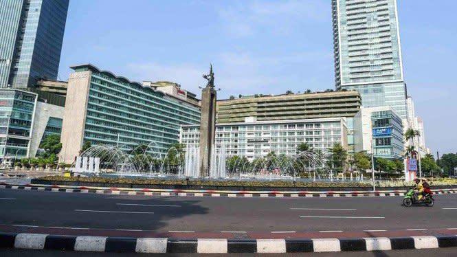 Jakarta Diprakirakan Cerah Siang Hari Ini