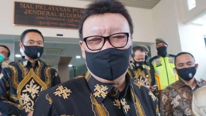 Kantor Pemerintahan Jadi Klaster Corona, Ini Respons Menteri Tjahjo