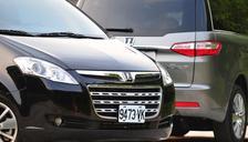 2009 Luxgen 7 MPV