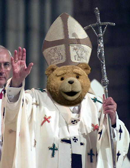 Pope Ted