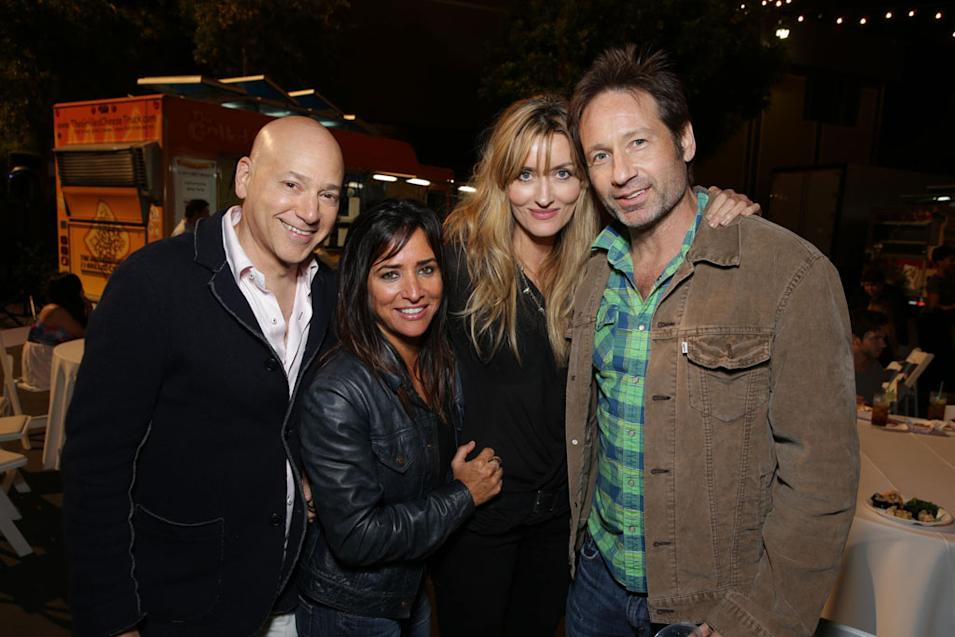 Californication Season 7 wrap party