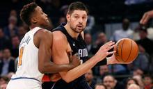NBA/勇士求售榜眼籤 皮爾斯推薦交易來魔術明星中鋒