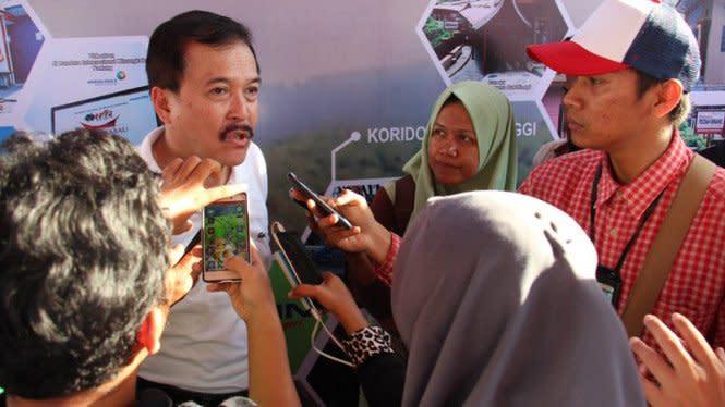 Jamkrindo Jamin Kredit Usaha Rakyat Rp38 Triliun