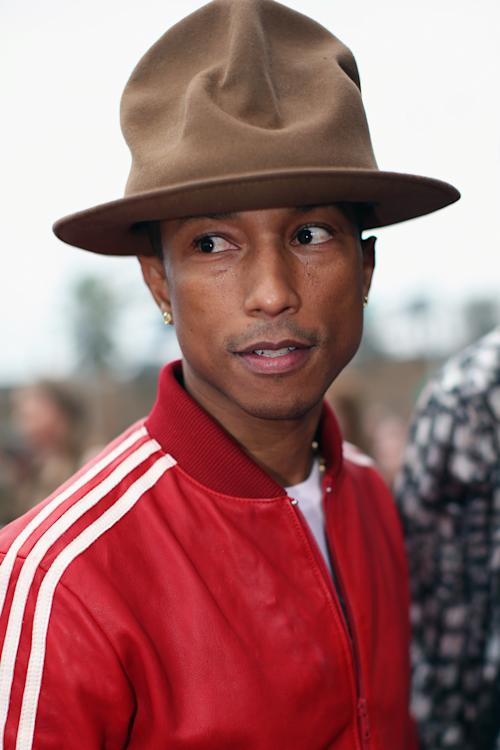 Pharrell Williams: Who Is That Guy With the Hat?