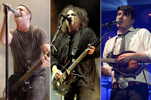 Lollapalooza 2013 Lineup: Nine Inch Nails, the Cure, Mumford & Sons