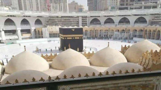 Saudi Buka Umrah, Jemaah Wajib Swab dan Daftar Aplikasi Masuk Masjid