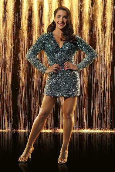 """Dancing with the Stars"" Season 16 ALEXANDRA RAISMAN"