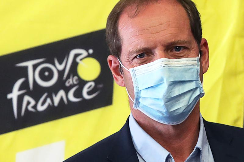 Tour de France director Christian Prudhomme was left relieved that the 2020 edition of the race was able to go the distance to Paris, despite France's continuing coronavirus crisis