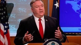 美國務卿蓬佩奧宣佈與台灣開啟「美台經濟繁榮對話」 背後的考量