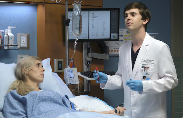 Ratings: 'The Good Doctor' Return Is a Good Thing for ABC – and So Is the 'MNF' Preemption