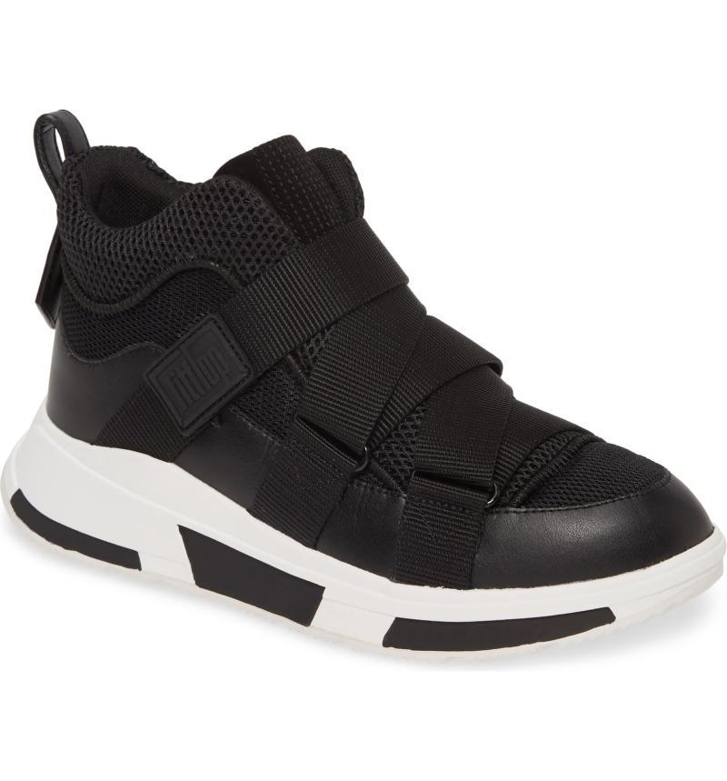 Andrea Z-Strap Sneaker. Image via Nordstrom.