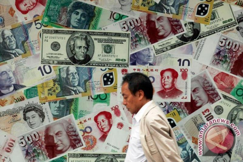 Ketegangan baru AS-China angkat dolar dan euro, yuan turun