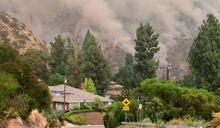 美國西岸山火至今最少33死 強陣風或令山火擴散