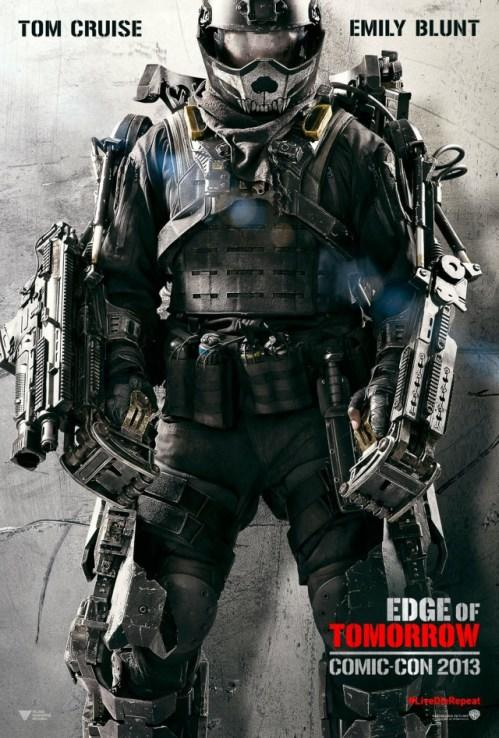 Tom Cruise Thriller 'All You Need Is Kill' Changes to 'Edge of Tomorrow,' Gets Comic-Con Push