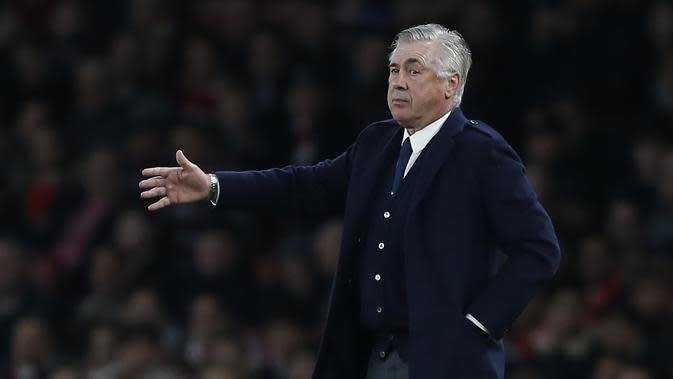 Carlo Ancelotti (AFP/Ian Kington)
