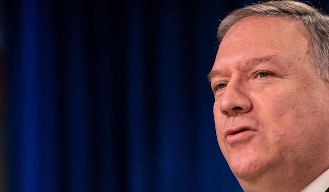 US Secretary of State Mike Pompeo on Wednesday said Hong Kong was no longer autonomous enough from Beijing to justify its preferential trade status. Photo: AFP