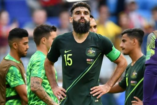Mile Jedinak says his Australia team still believe they can reach the knockout stage