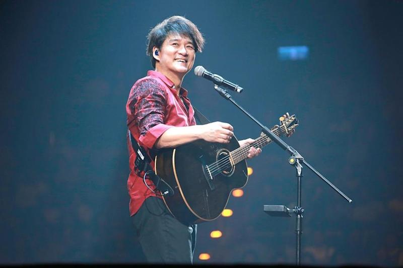 Taiwanese singer Emil Chau is the latest performer to cancel a scheduled gig in Penang following financial difficulties of the concert organiser. — Image via Facebook