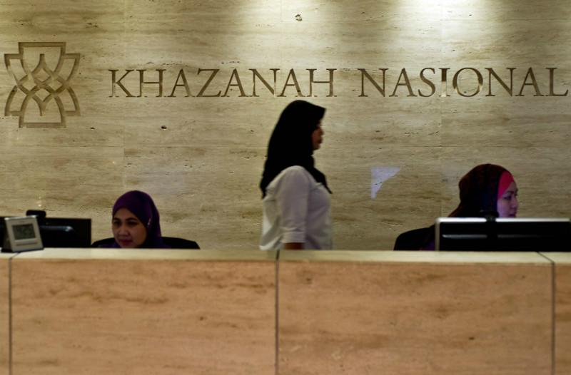 Khazanah fully owns the UEM Group. — AFP pic