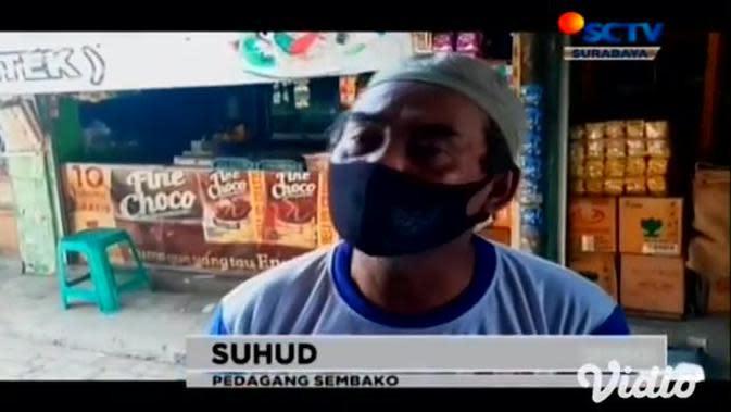 VIDEO: Pasar Setono Betek Kediri Tutup Sementara, Ada Apa?