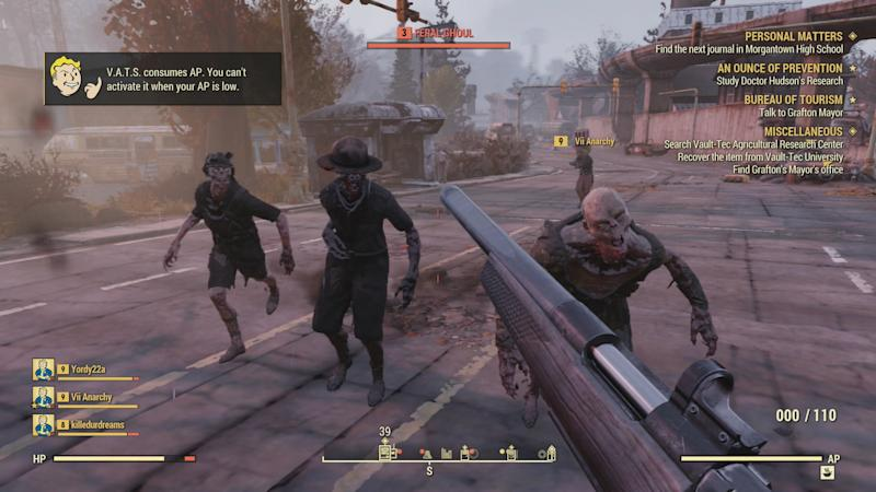 You can try Fallout 76 for free this weekend. Here's how