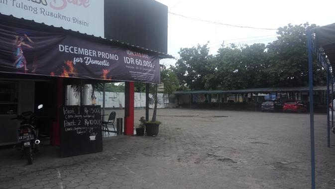Purawisata pernah jadi ikon dangdut di Yogyakarta. (Liputan6.com/ Switzy Sabandar)