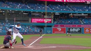 最強進攻火車頭!Springer掃4安猛打賞助藍鳥收勝【MLB球星精華】20210805