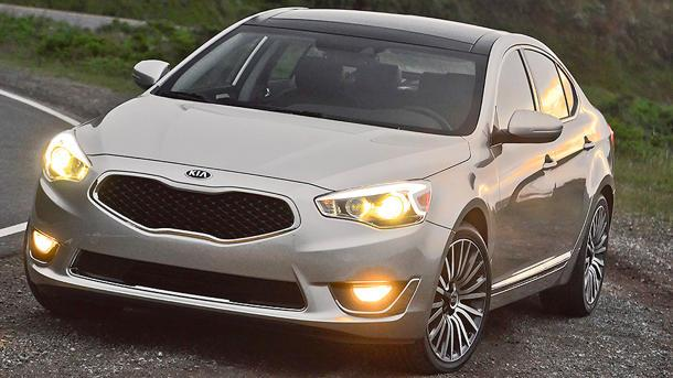 2014 Kia Cadenza, aspiring to more: Motoramic Drives