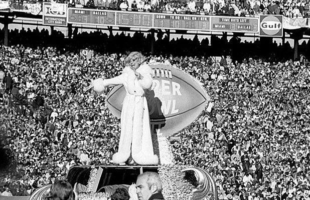 Remember When Carol Channing Was the First Super Bowl Halftime Show Celebrity Performer?