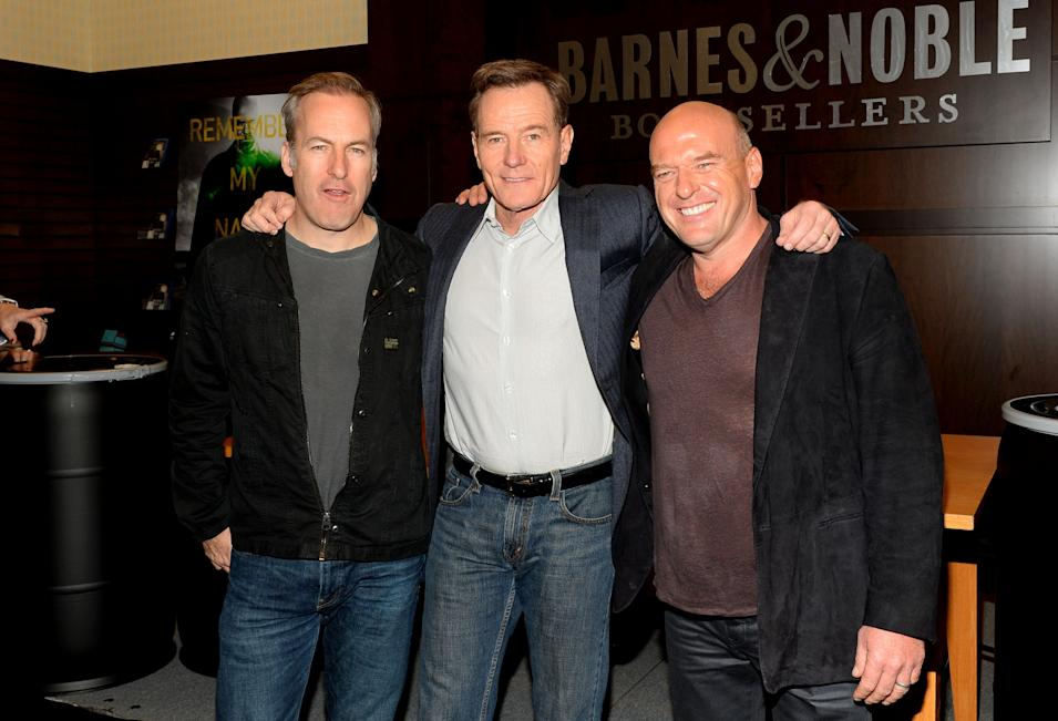 """No Half Measures: Creating The Final Season Of Breaking Bad"" DVD Launch - Signing"